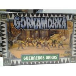 GORKAMORKA GUERREROS ORKOS