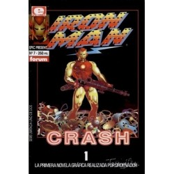 IRON MAN: CRASH Nº 1