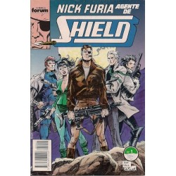 NICK FURIA: AGENTE DE SHIELD Nº 1