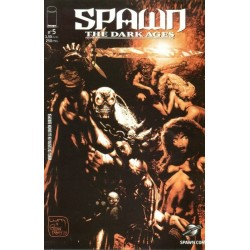 SPAWN: THE DARK AGES Nº 5