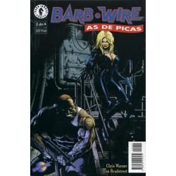 BARB WIRE: AS DE PICAS Nº 2