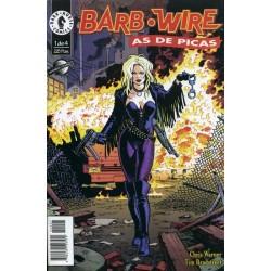 BARB WIRE: AS DE PICAS Nº 1
