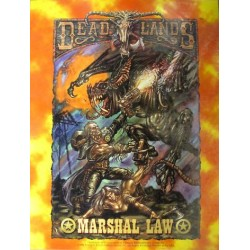 DEAD LANDS: MARSHAL LAW
