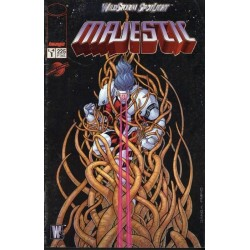 WILDSTORM SPOTLIGHT Nº 1 MAJESTIC