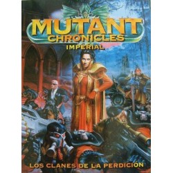 MUTANT CHRONICLES: IMPERIAL LOS CLANES DE LA PERDICIÓN