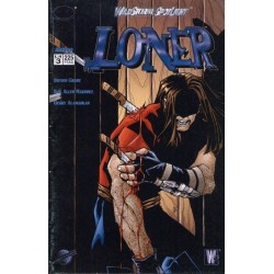 WILDSTORM SPOTLIGHT Nº 3 LONER