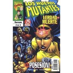 LOS NUEVOS MUTANTES: VERDAD Ó MUERTE Nº 2