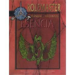 ROLEMASTER: MANUAL DE HECHIZOS. ESENCIA