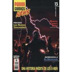 PANINI COMICS NEWS Nº 13
