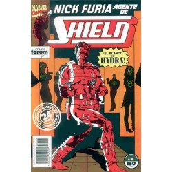 NICK FURIA: AGENTE DE SHIELD VOL.2 Nº 4