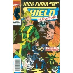 NICK FURIA: AGENTE DE SHIELD VOL.2 Nº 3