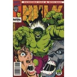 HULK / IRON MAN Nº 4