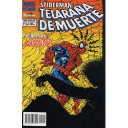 SPIDERMAN: TELARAÑA DE MUERTE Nº 1