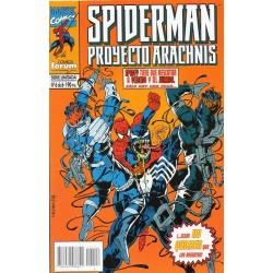 SPIDERMAN: PROYECTO ARACHNIS Nº 6