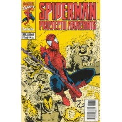 SPIDERMAN: PROYECTO ARACHNIS Nº 1