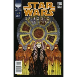 STAR WARS EPISODIO 1 Nº 4 REINA AMIDALA