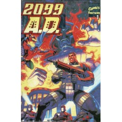 2099 A.D. Nº 1