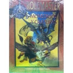 ROLEMASTER: MONSTRUOS Y CRIATURAS