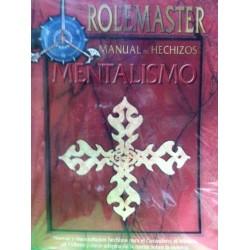 ROLEMASTER: MANUAL DE HECHIZOS. MENTALISMO