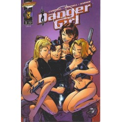 DANGER GIRL Nº 3