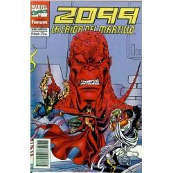 2099 LA CAÍDA DEL MARTILLO Nº 4