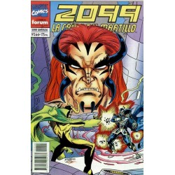 2099 LA CAÍDA DEL MARTILLO Nº 3