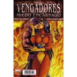 LOS VENGADORES VOL.4 Nº 15 MIEDO ENCARNADO