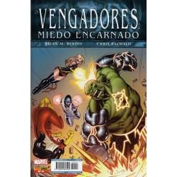 LOS VENGADORES VOL.4 Nº 14 MIEDO ENCARNADO