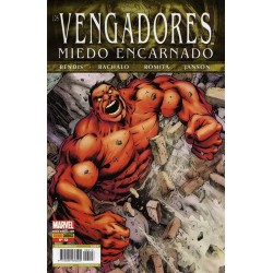 LOS VENGADORES VOL.4 Nº 13 MIEDO ENCARNADO