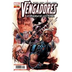 LOS VENGADORES: LA CRUZADA DE LOS NIÑOS Nº 9