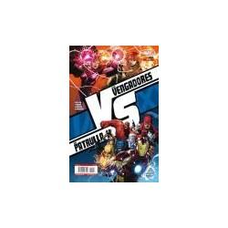 VvX: VS LOS VENGADORES VS. LA PATRULLA X Nº 6