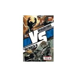 VvX: VS LOS VENGADORES VS. LA PATRULLA X Nº 5