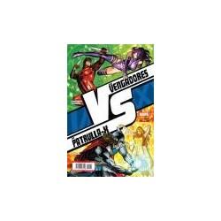 VvX: VS LOS VENGADORES VS. LA PATRULLA X Nº 4