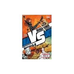 VvX: VS LOS VENGADORES VS. LA PATRULLA X Nº 3