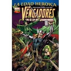 LOS VENGADORES: LAS GUERRAS ASGARDIANAS Nº 3