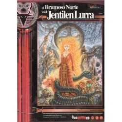 AQUELARRE: BRUMOSO NORTE I. JENTILEN LURRA