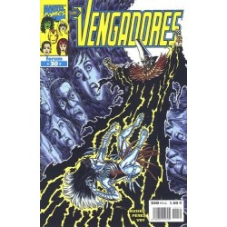 LOS VENGADORES VOL.3 Nº 30