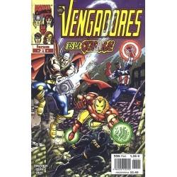 LOS VENGADORES VOL.3 Nº 21