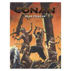CONAN: ISLAS PIRATAS