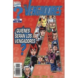 LOS VENGADORES VOL.3 Nº 4