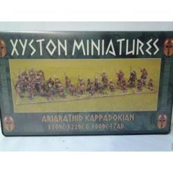 XYSTON MINIATURES: ARIARATHID KAPPADOKIAN