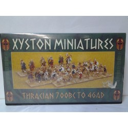 XYSTON MINIATURES: THRACIAN