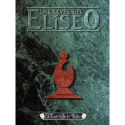 VAMPIRO: LA MASCARADA. EL TEATRO DE LA MENTE: LAS LEYES DE ELÍSEO