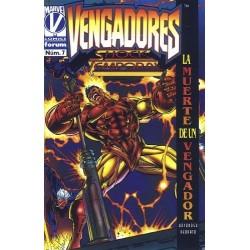 LOS VENGADORES VOL.2 Nº 7