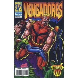 LOS VENGADORES VOL.2 Nº 5