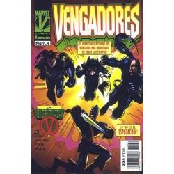 LOS VENGADORES VOL.2 Nº 4