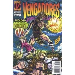 LOS VENGADORES VOL.2 Nº 2