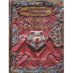 D&D: MANUAL DE MONSTRUOS