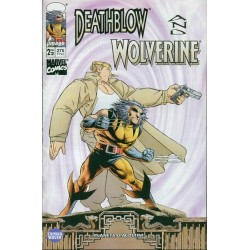 DEATHBLOW AND WOLVERINE Nº 2