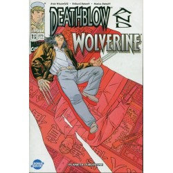 DEATHBLOW AND WOLVERINE Nº 1